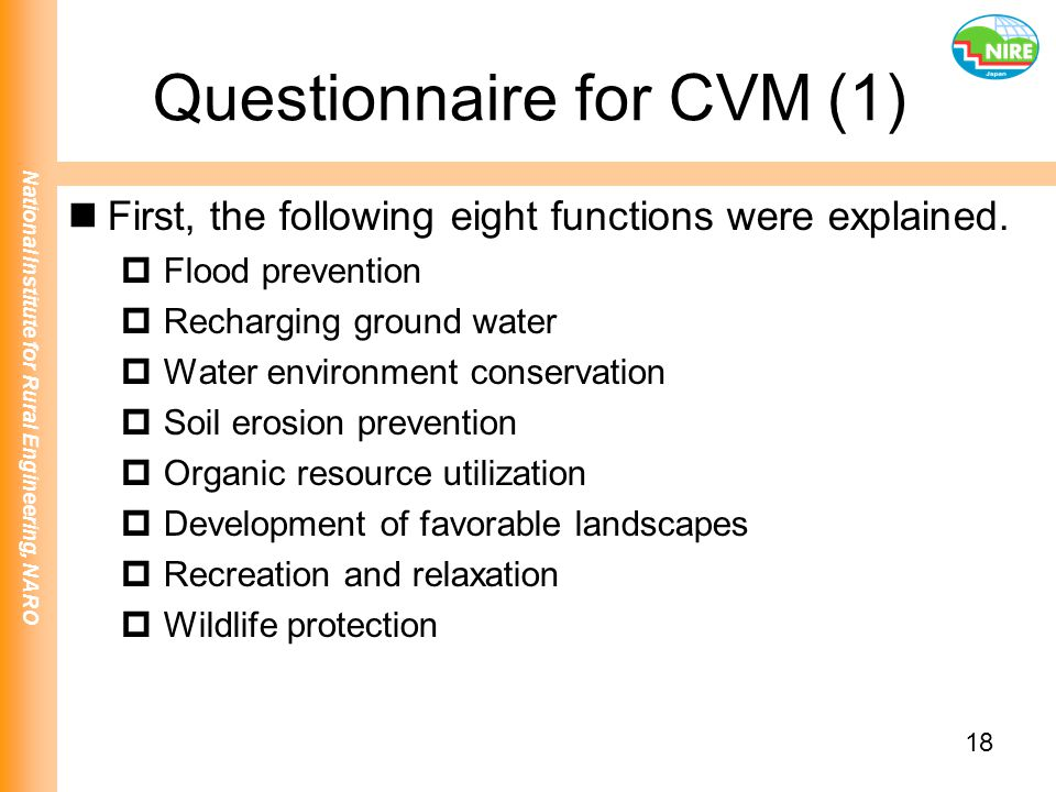 Questionnaire for CVM (1)