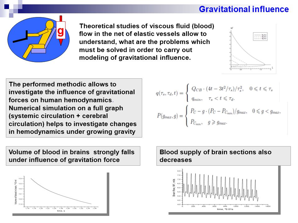 Gravitational influence