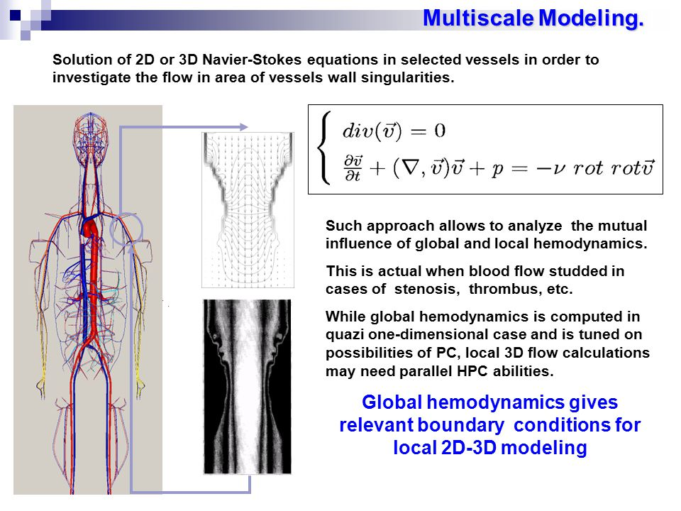Multiscale Modeling.