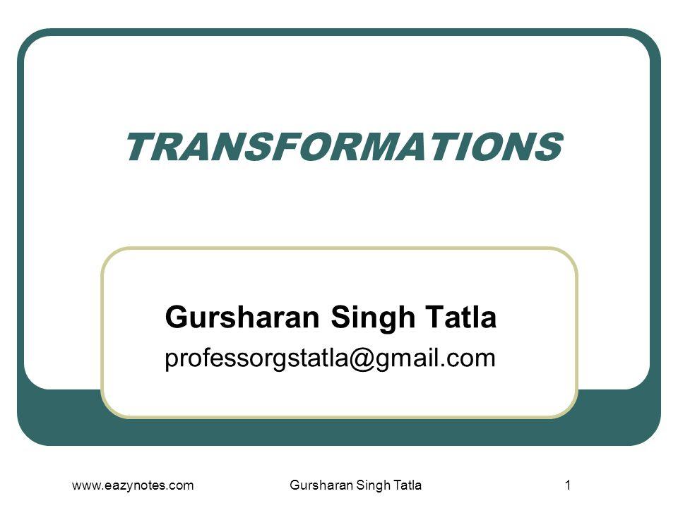 Gursharan Singh Tatla professorgstatla@gmail.com