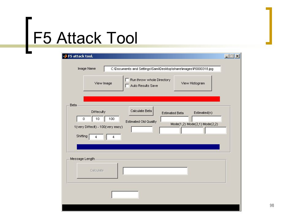 F5 Attack Tool