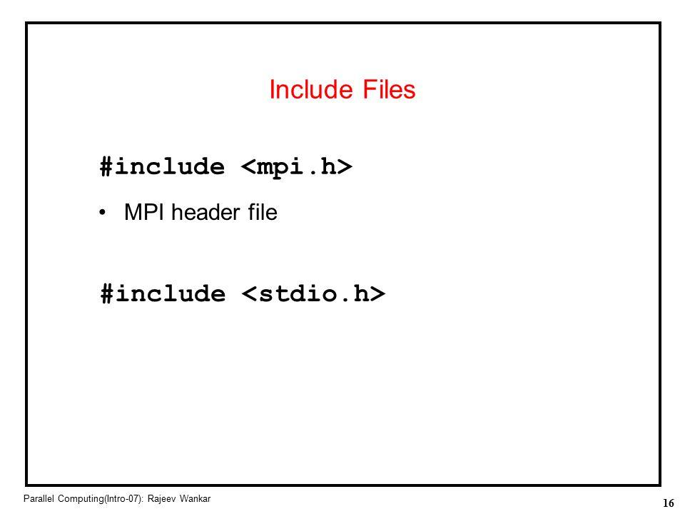 #include <mpi.h>