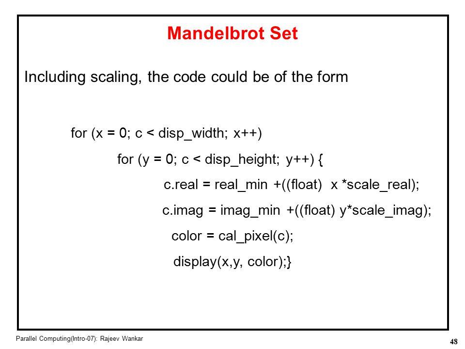 c.imag = imag_min +((float) y*scale_imag);