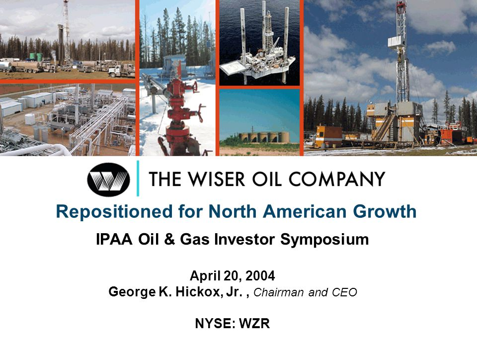 Repositioned for North American Growth