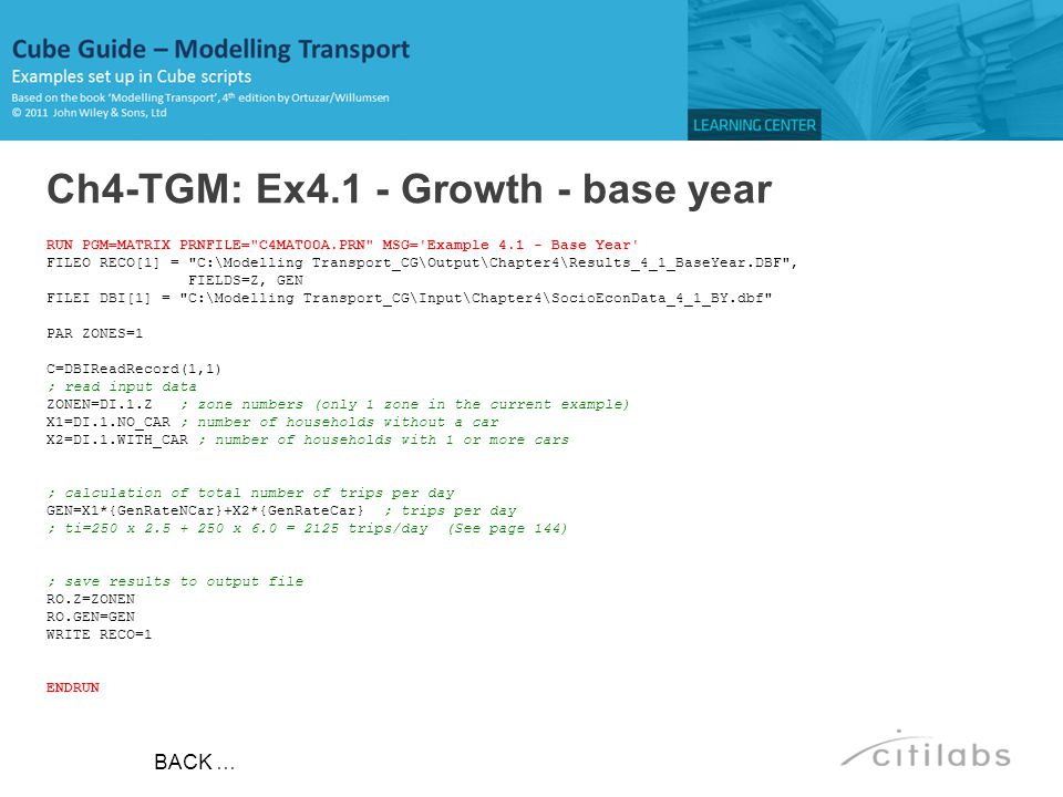 Ch4-TGM: Ex4.1 - Growth - base year