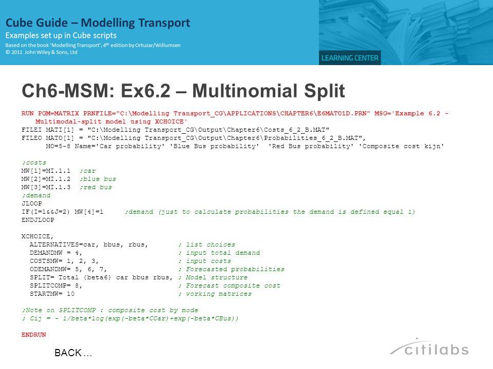 Ch6-MSM: Ex6.2 – Multinomial Split