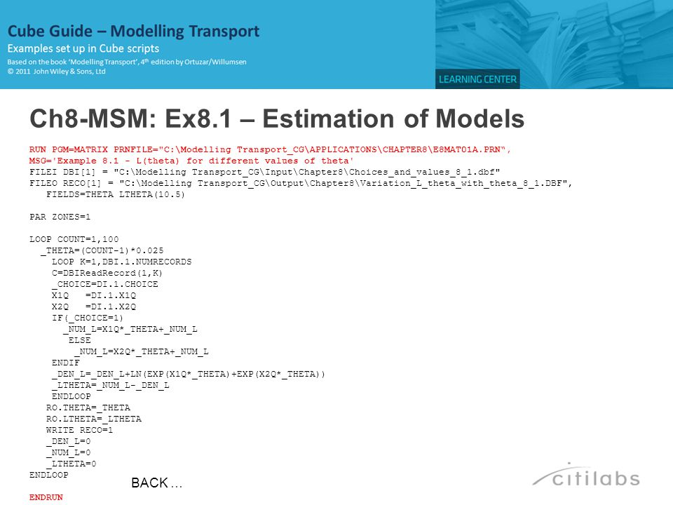 Ch8-MSM: Ex8.1 – Estimation of Models