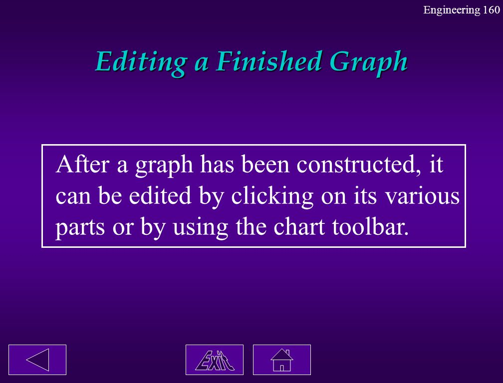 Editing a Finished Graph