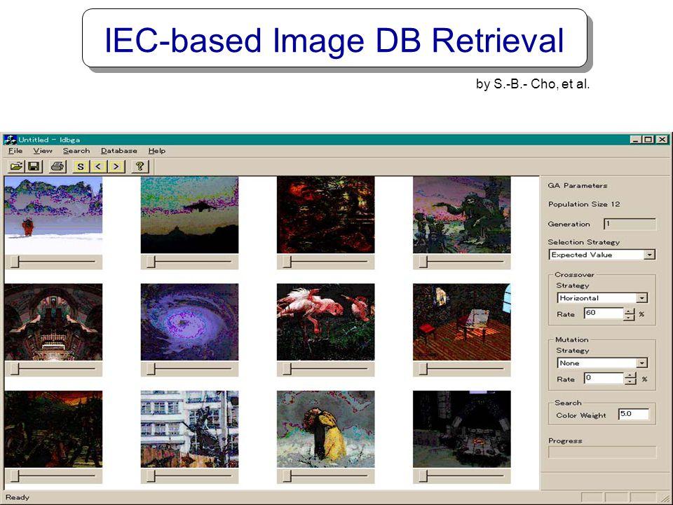 IEC-based Image DB Retrieval
