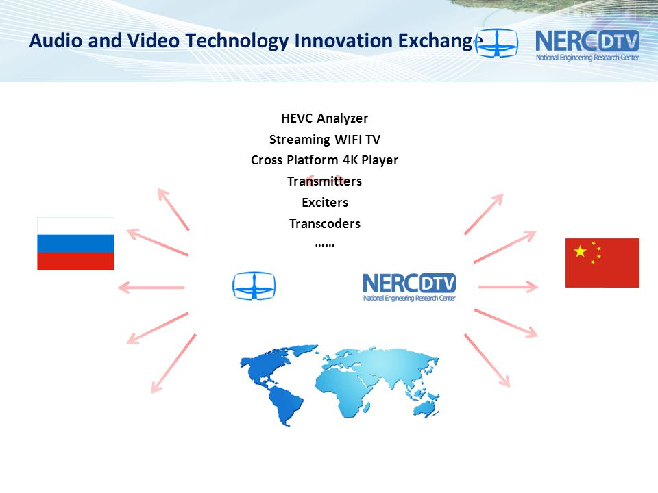 Audio and Video Technology Innovation Exchange
