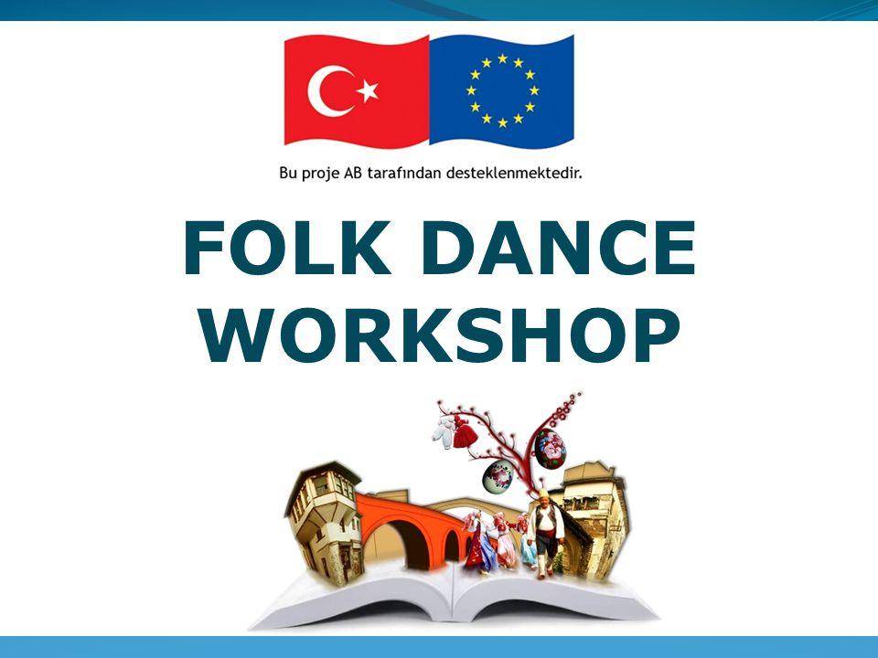 FOLK DANCE WORKSHOP