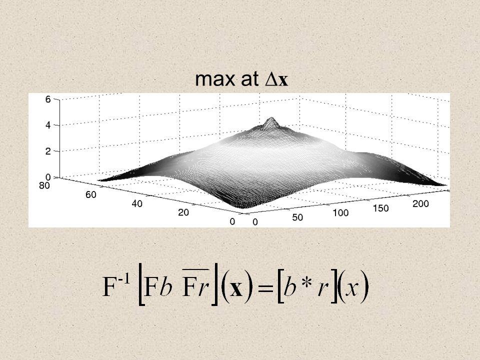 max at Dx