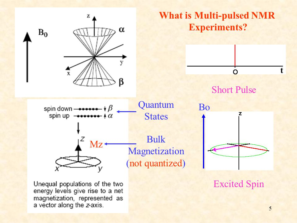 What is Multi-pulsed NMR