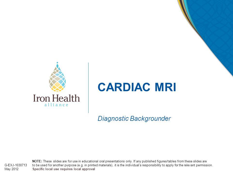 Diagnostic Backgrounder