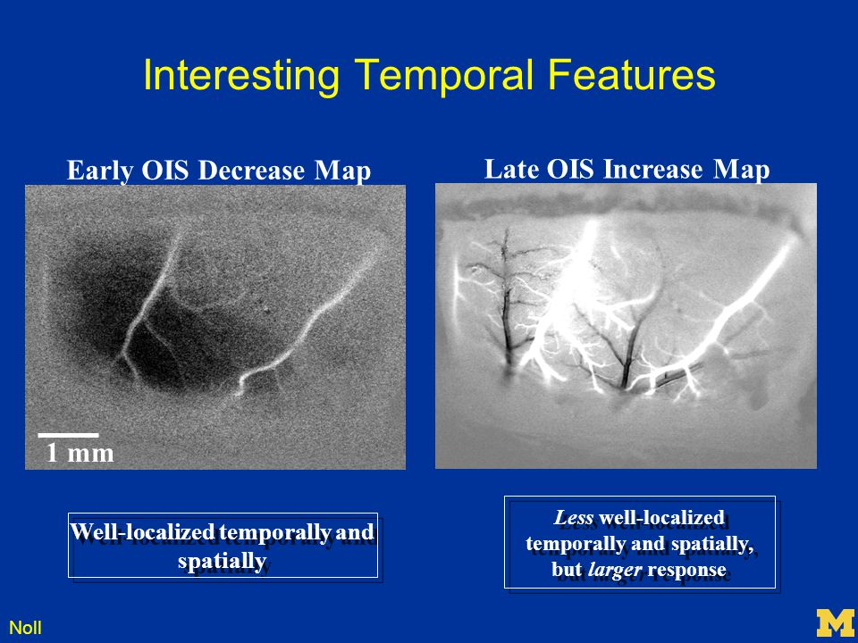 Interesting Temporal Features