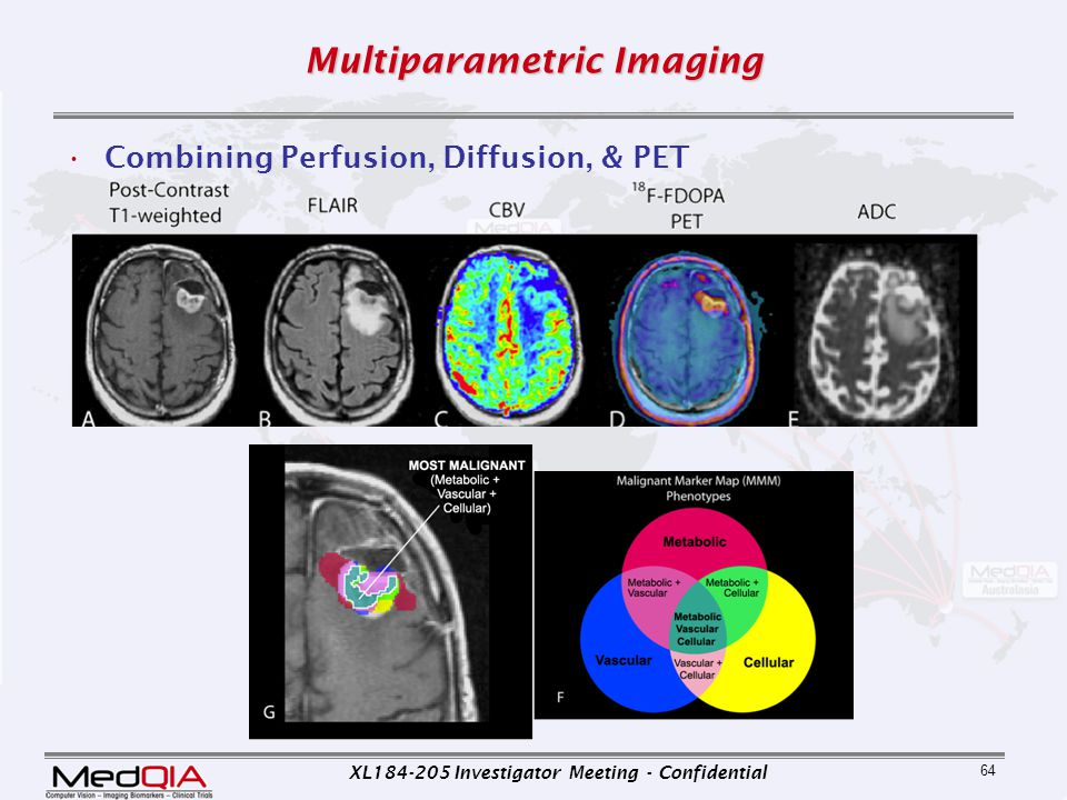 Multiparametric Imaging