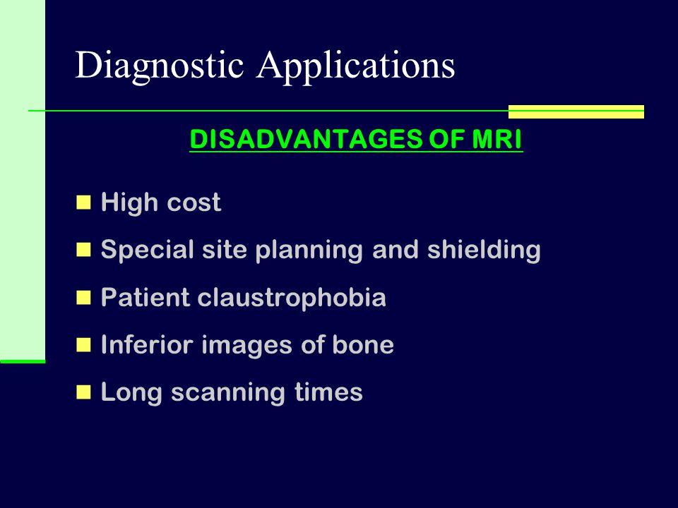 Diagnostic Applications