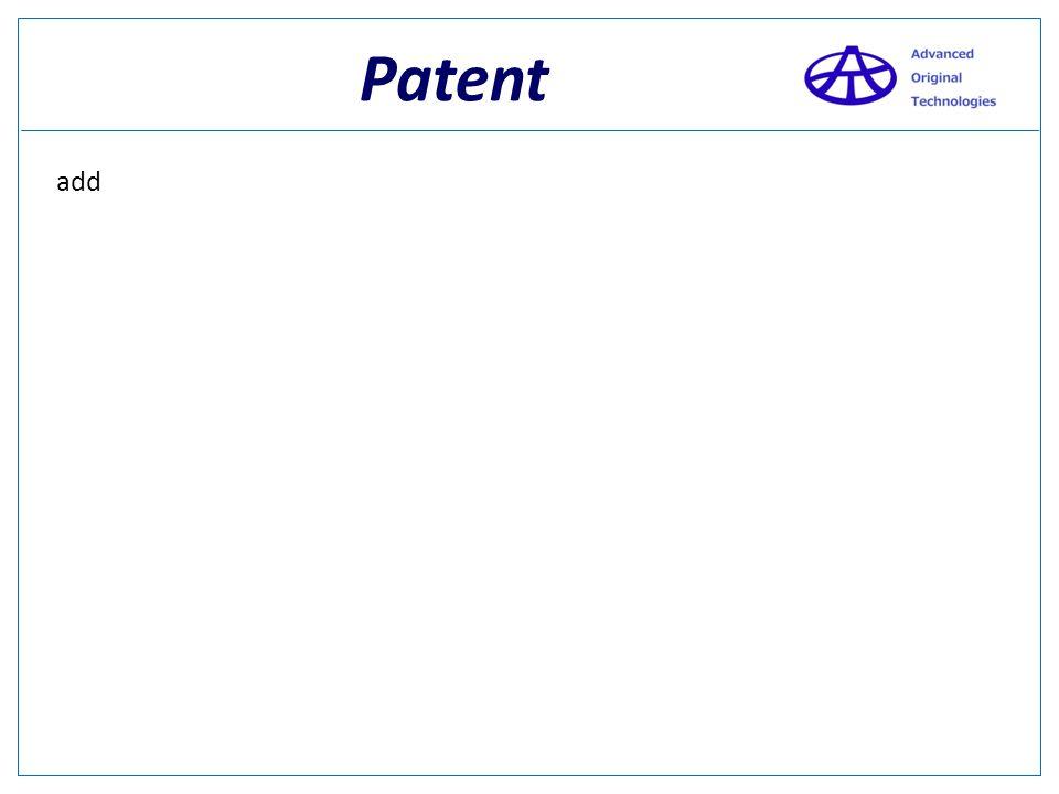 Patent add
