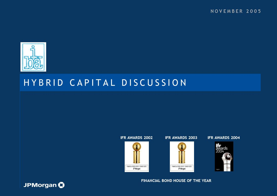 Hybrid Capital: Overview