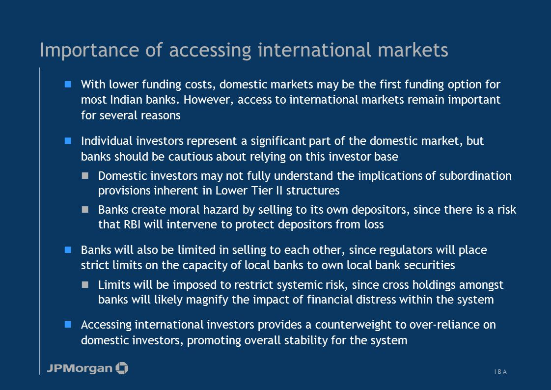 Applications Structural considerations Markets