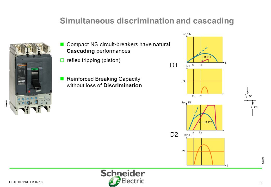 Simultaneous discrimination and cascading
