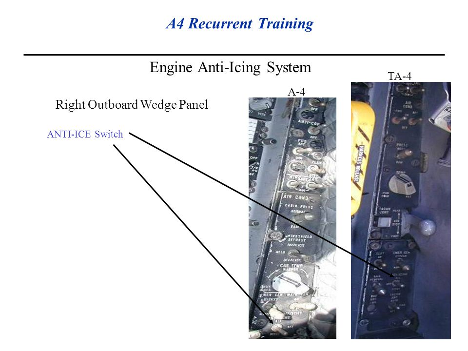 Engine Anti-Icing System