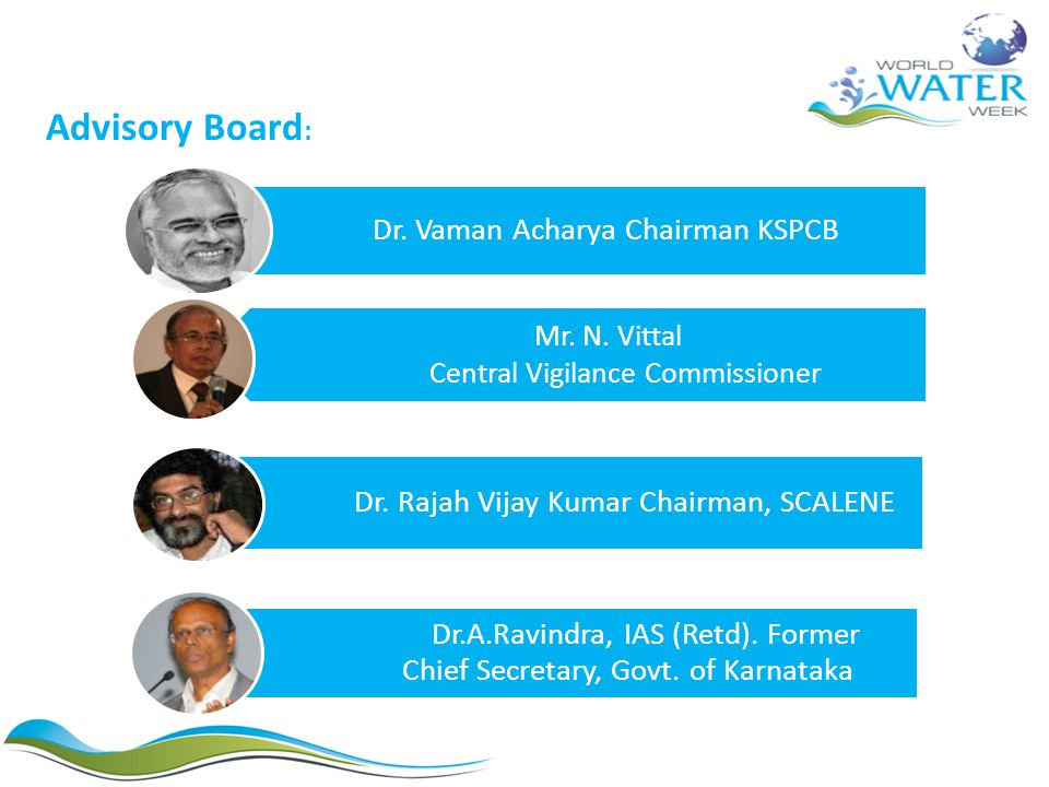 Advisory Board: Mr. N. Vittal Central Vigilance Commissioner