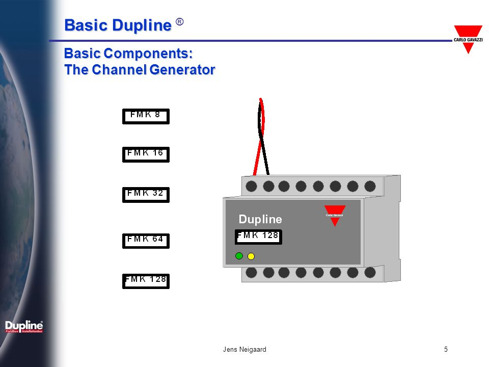 Basic Components: The Channel Generator