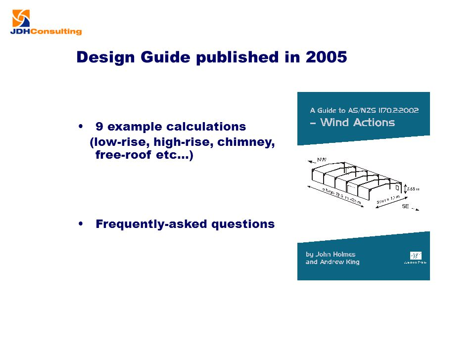 Design Guide published in 2005
