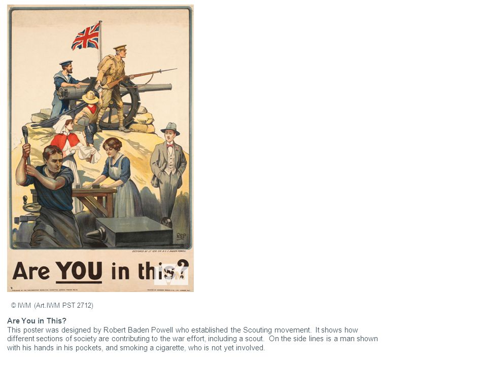 © IWM (Art.IWM PST 2712) Are You in This