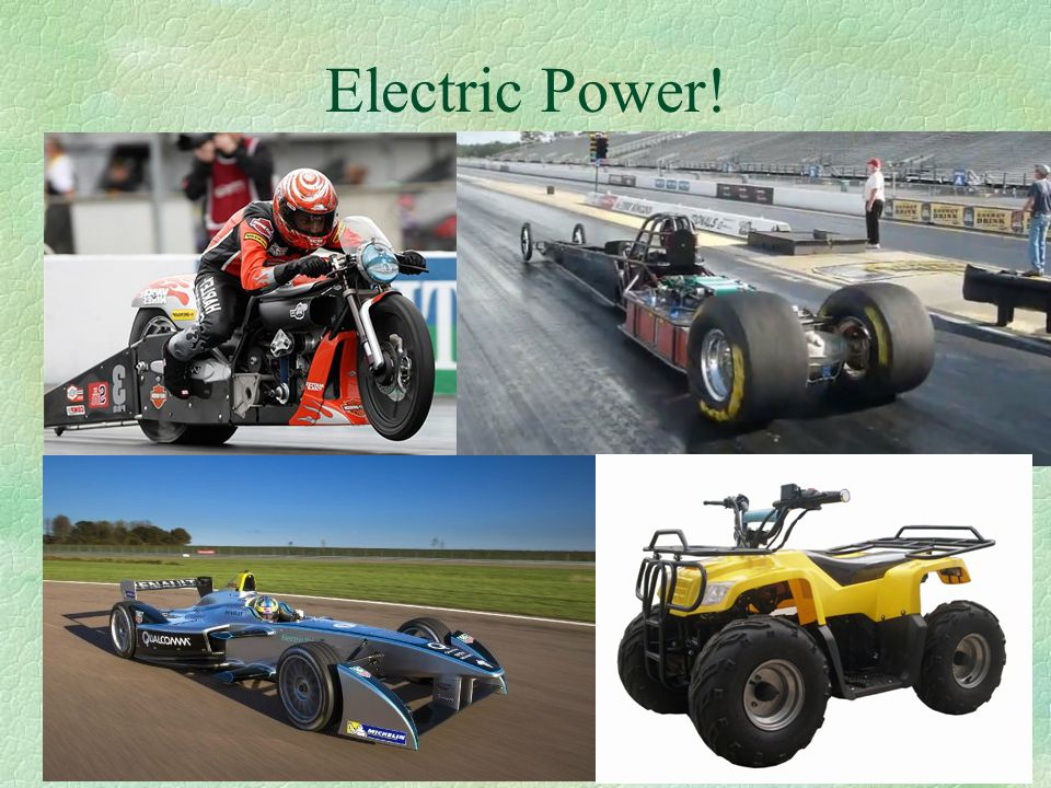 Electric Power!