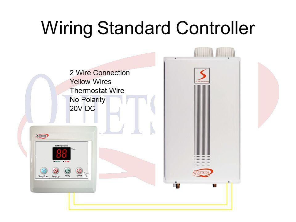 Wiring Standard Controller