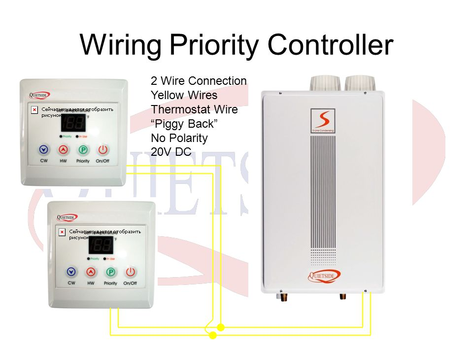 Wiring Priority Controller