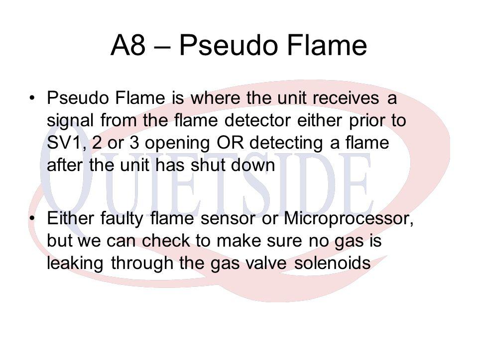 A8 – Pseudo Flame