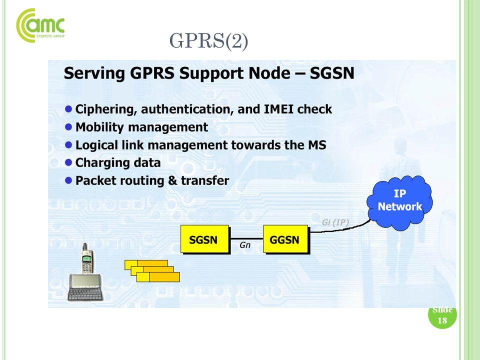 GPRS(2)