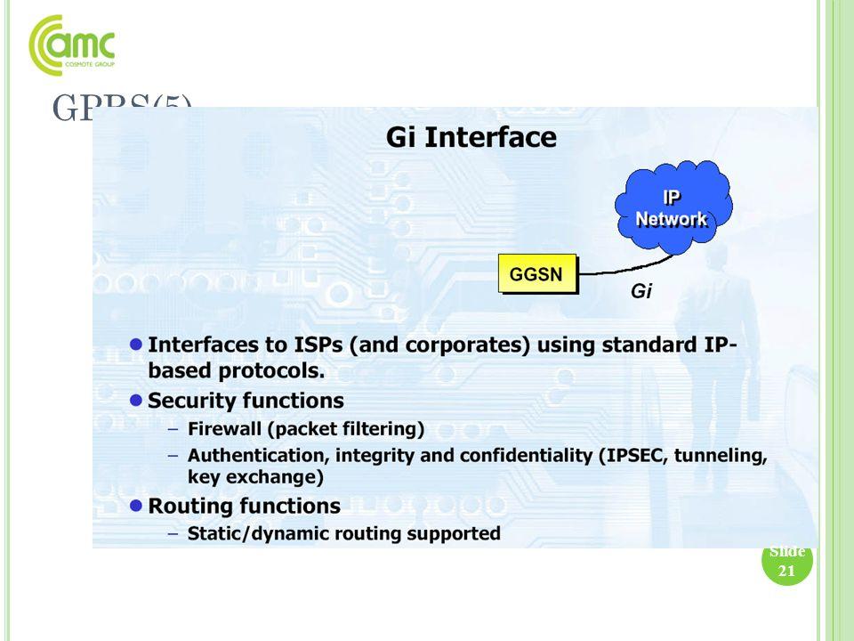 GPRS(5)