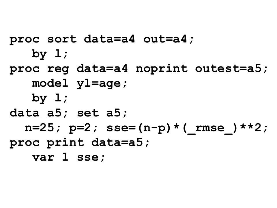 proc sort data=a4 out=a4;