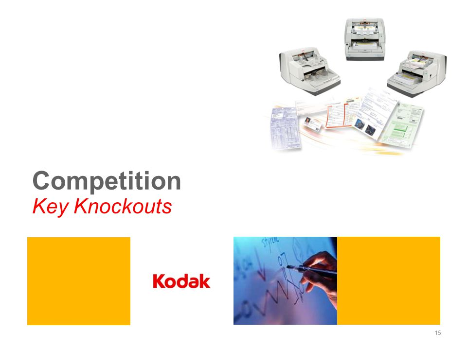 Competition Key Knockouts