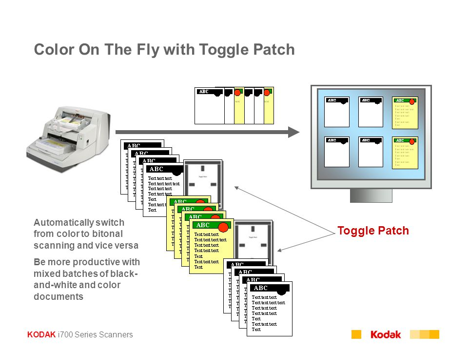 Color On The Fly with Toggle Patch