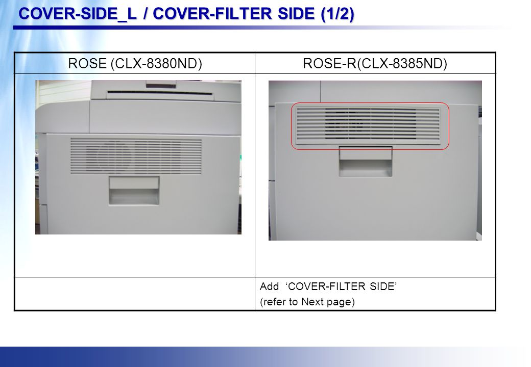 COVER-SIDE_L / COVER-FILTER SIDE (2/2)
