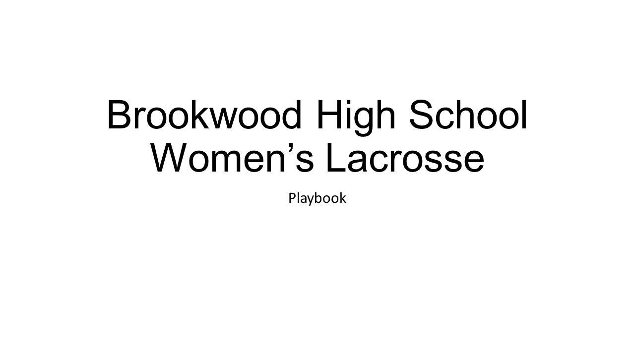 Brookwood High School Women's Lacrosse