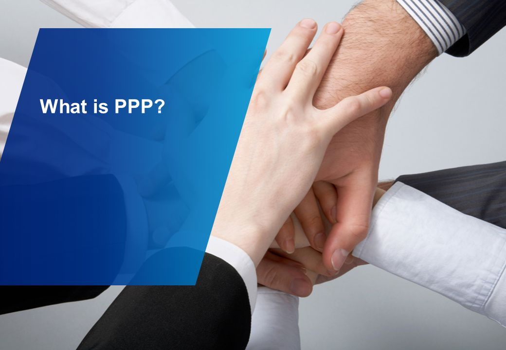 What is PPP Some defining features