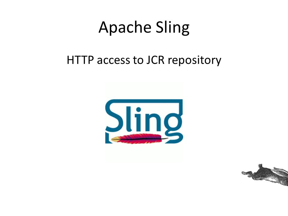 HTTP access to JCR repository
