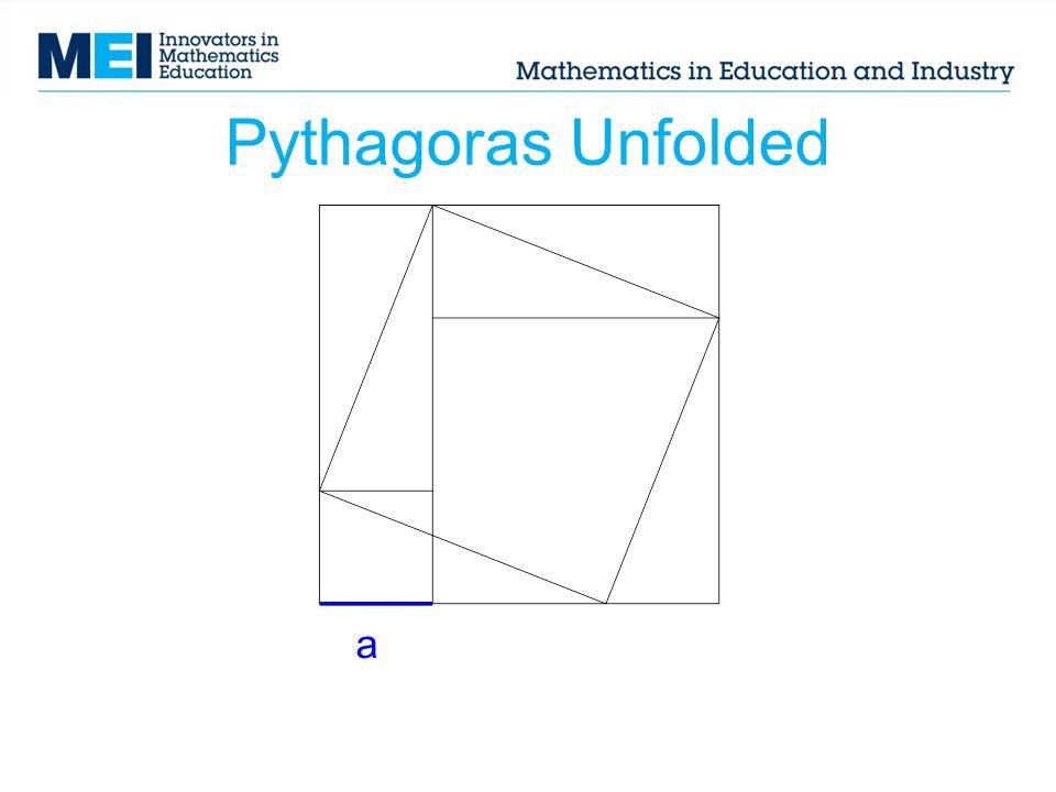 Pythagoras Unfolded a