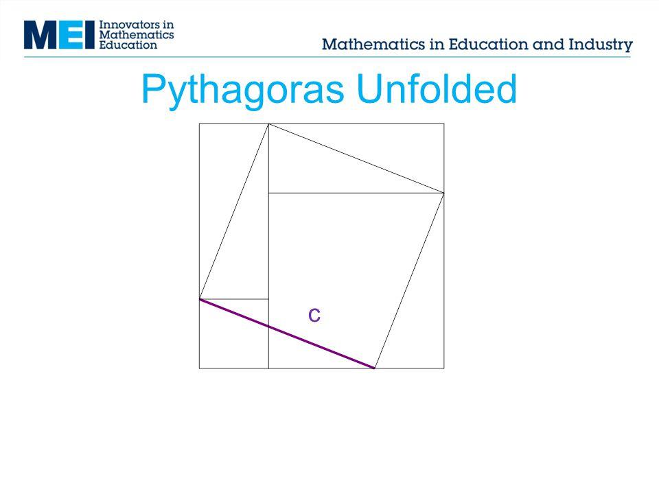 Pythagoras Unfolded c