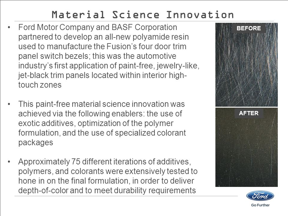 Material Science Innovation