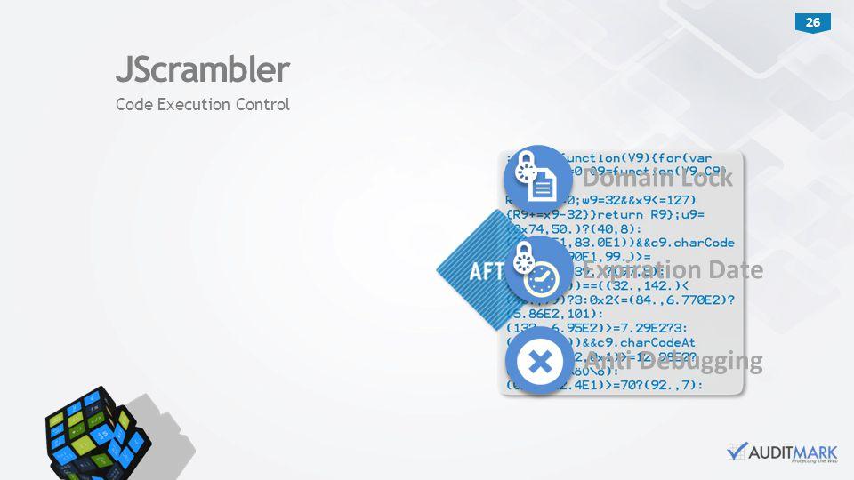 JScrambler Domain Lock Expiration Date Anti Debugging