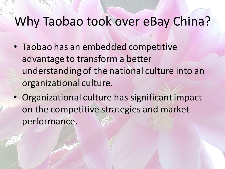 Why Taobao took over eBay China