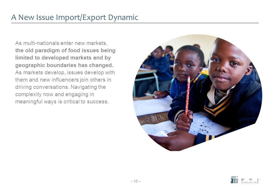 A New Issue Import/Export Dynamic