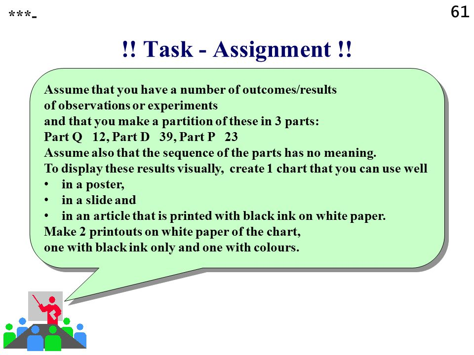 61 ***- !! Task - Assignment !!
